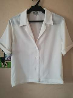 Rhipes Backyard Premium buttondown top (currently reserved)