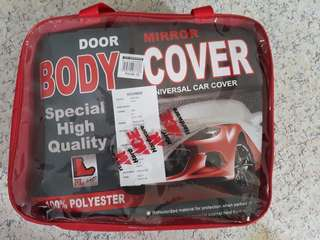 RL Designs Car Cover