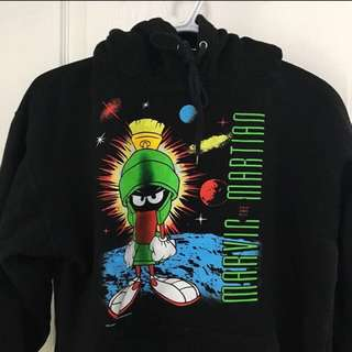 Marvin the Martian Hoodie