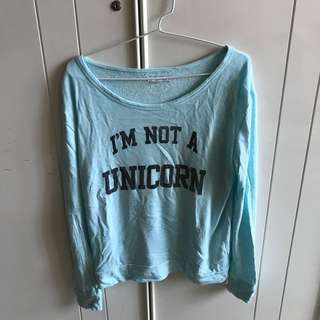 Colorbox Tosca I Love Unicorn Sweater