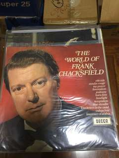 Frank Chacksfield - light orchestra and easy listening