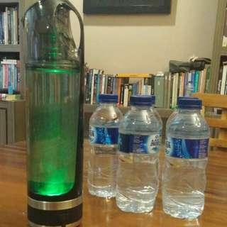 Hydrogen Bottle