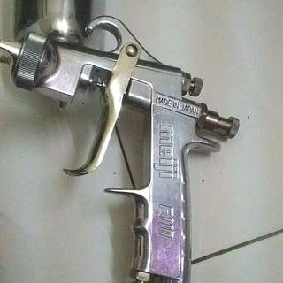 Spray gun made in japan