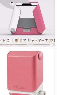 Takara Tomy Printoss 即影即有 印相機 用電話就可曬相  ⭐️粉紅色現貨⭐️