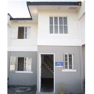 House and lot for sale 10,000 reservation