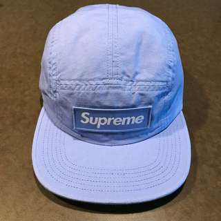 Supreme Meta Ring Camp Cap - Light Blue
