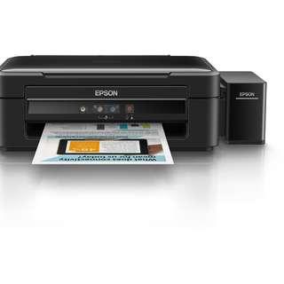 Printer Epson L360 Multi-Function Ink Tank Printer