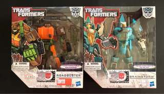 Transformers generations voyager class