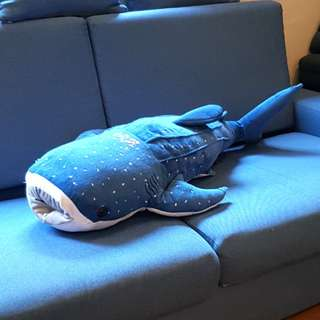 Whale Shark Soft Toy