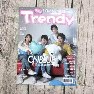 🚚 K-pop雜誌 2010 CNBlue F.CUZ封面