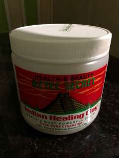 Indian Healing Clay Authentic Sealed