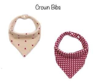 Crown bibs