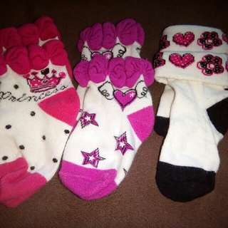 Girls cute socks