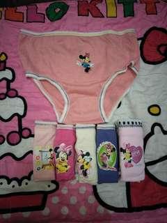 Minnie Mouse Underwear