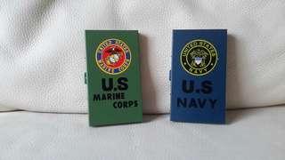 二戰美軍煙盒復刻版 包郵