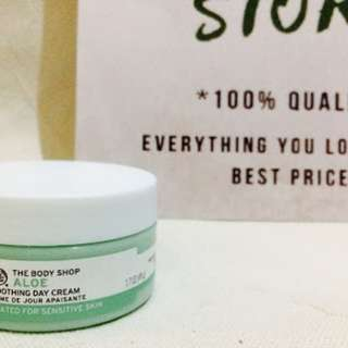 ALOE SHOOTINGDAY CREME