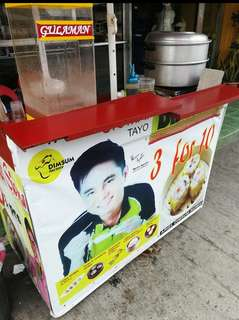 Siomai food cart