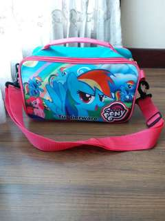 "Little pony sling bag (8"" H x 10.5"" L x 5.4"" W)"