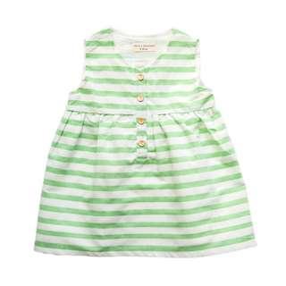 Leia + Lauren 1year stripe Kate dress