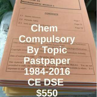 By topic chem pp