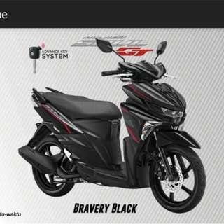 Yamaha soul gt aks 125 cc
