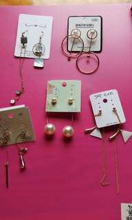 Fashion earrings for sale