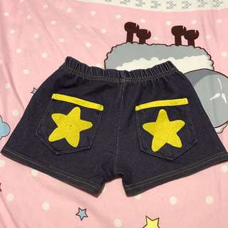 Baby shorts pants