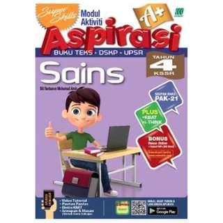 Super Skills Aspirasi KSSR Sains Tahun 4