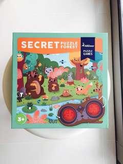 MiDeer puzzle forest 35pcs