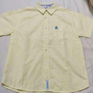 🚩男童短袖襯衫-10歲