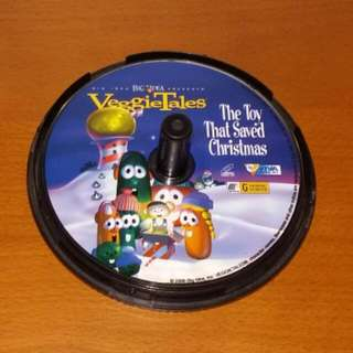 VeggieTales Classics, The Toy That Saved Christmas VCD