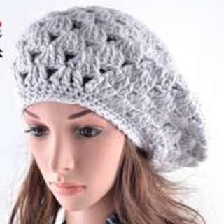 SALE! Winter Beret Hat