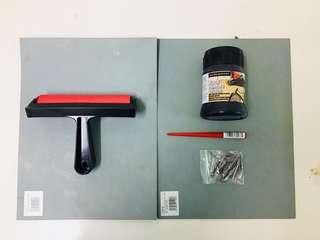Linocut printing tools