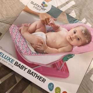 Baby bather deluxe