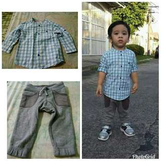H&M SET FOR TODDLERS