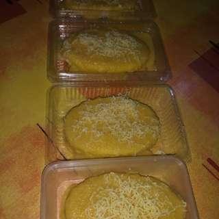 Yema/choco tub cake