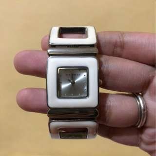 Ted Baker Second-hand White Watch