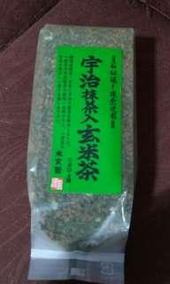 宇治抹茶玄米茶