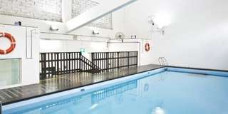 Indoor Heated Mineral Pool