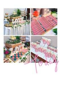 ROM dessert table