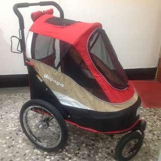 Ibiyuya pet stroller