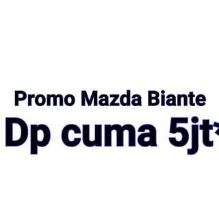 Mazda Biante Dp 5jt