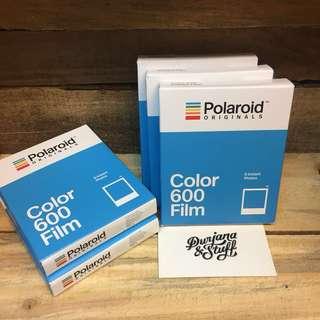 Polaroid Originals film for type 600 camera