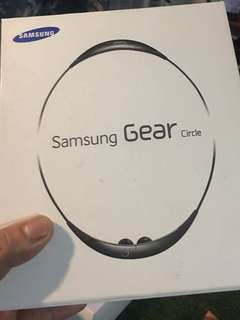 Samsung circle gear