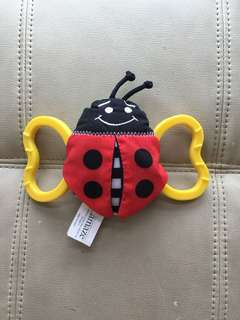 Lamaze Duo Side Ladybird