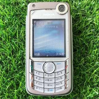 原裝萬眾行貨 極新淨 Nokia 6680 X5 N70 N72 N80 N82 N95 N73 N90 N8