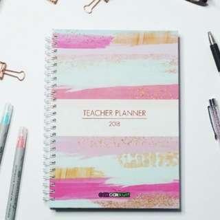2018 Teacher's Planner