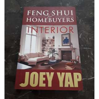"JOEY YAP book "" HomeBuyers  Interior "" New ."