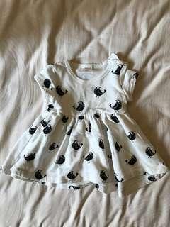Seed heritage baby girl dress