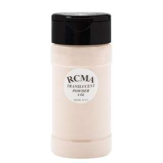RCMA NEW Translucent Powder 3oz